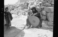 ثلاثة أعمال اختصت بها النساء الأردنيات (صور من النصف الأول من القرن 20)
