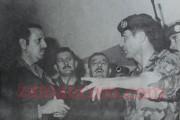 إفشال عملية ارهابية في فندق الأردن/ 1976/ شهيدان من القوات الخاصة بقيادة أحمد علاء الدين