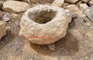 في هذه الآنية الحجرية قدمت الفلاحات الأردنيات الماء لدجاجهن وصيصانهن (صور)