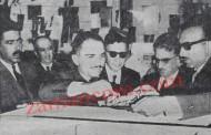 الملك حسين يدشّن مبنى البنك المركزي (1966).. دَفْن صندوق معدني في الأساسات وهذه هي محتوياته!