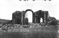 قوس النصر في جرش... أربع صور من أربع مراحل خلال 100 عام